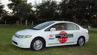 Florida's Suncoast Defensive Driving School is dedicated to providing top quality In-Car Instruction. SDDS specializes in defensive driving techniques for for Sarasota, Bradenton and Venice areas.