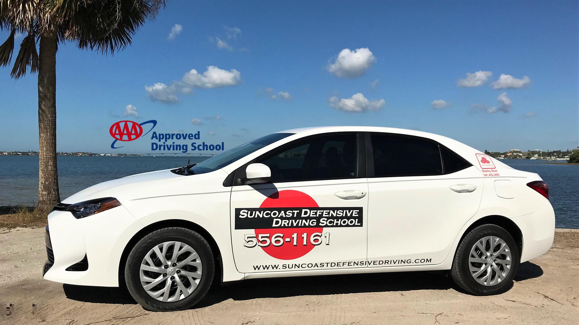 Teen Smart Driving >> Suncoast Defensive Driving school in Sarasota